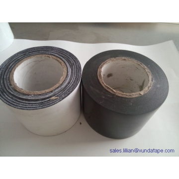 Black color Polyethylene anti corrosive tape