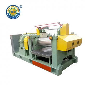 Open Mix Mill Mill for Plastic Rattan
