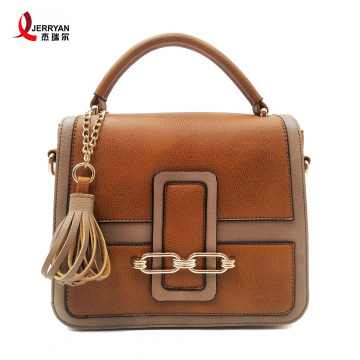 Brown Leather Tote Bags Branded Crossbody Bags