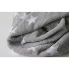 Airline Polyester Disposable Polar Fleece Blanket