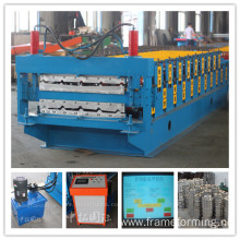 Roofing Sheet Tile Roll Forming Machine