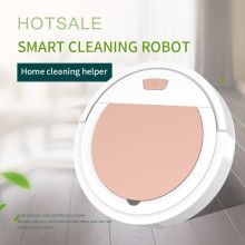 1800Pa Robot Vacuum Cleaner For Home Auto Smart Sweeping Mopping Strong Suction Wet Dry Vacuum Cleaner 400ml Box Ultra Thin Body