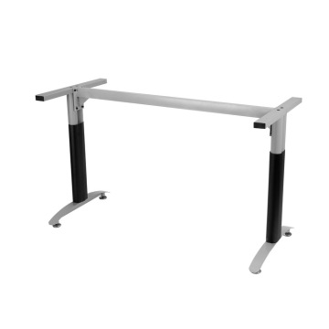 Powder Coating Metal Workstation Iron Table Frame