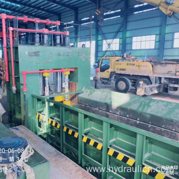 Hydraulic Scrap Steel Recycling Heavy-Duty Metal Shear