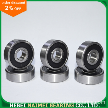 Supermarket Bearing 6200 for Castor Wheel