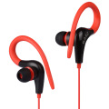 Adjustable Wired earhook headsets fit on different ears