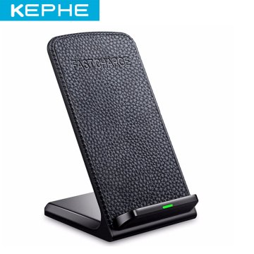 KEPHE Universal Qi 10W Fast Wireless Charger For iPhone X 10 8 Plus Charger USB Power Charging For Samsung Galaxy S7 S8 S9 Note8