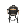 Multi-Function  Auplex Top Ceramic Kamado Grill