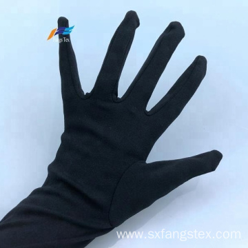 Cheap Price 100% Polyester Muslim Sleeves Islamic Gloves
