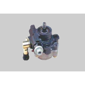 Hydraulic vane pump iron casting vane steering pump