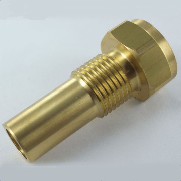 High Demand OEM Brass CNC Turning Parts