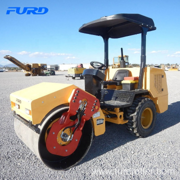 Single Drum 3 ton Road Compactor Roller for Sale