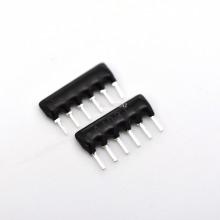 50PCS DIP Exclusion 6pin 10K ohm A103J 10KR 6 PINS Network Resistor array A06-103J