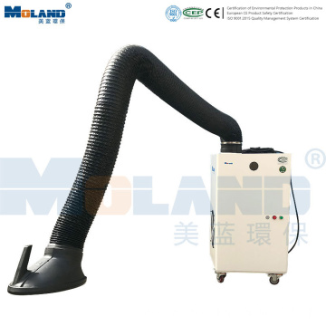 Portable Welding Fume Extractor Low Power Consumption