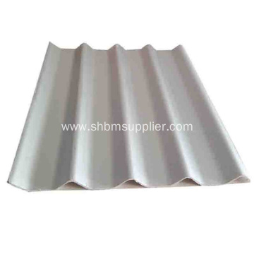 Iron-Crown Anti-Typhoon PET Anti-Aging Film MgO Roof Sheet
