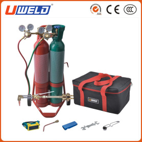 Gas Welding Kit Include Trolley