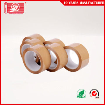 Strong Adhesion Brown Bopp Packing Tape