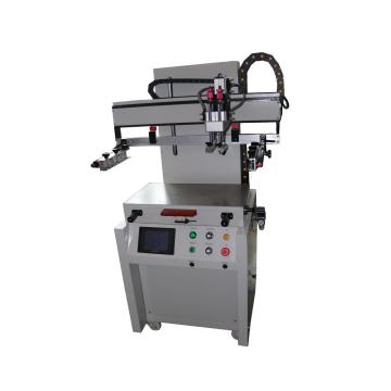 Flat Precision screen printer with vacuum table