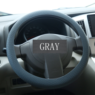 Fashion Universal Silicone Steering Wheel Cover For Car