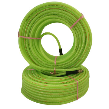 Transparents high pressure pvc spray hose