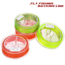 100M High Quality Braided Nylon Fly Line Fly Fishing Backing Line Carbon Fiber Leader Line Fly Fishing Line Tackle Accessoties