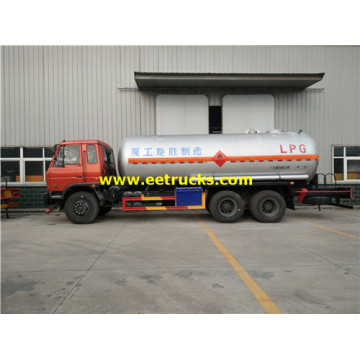 18 CBM 6x4 Propane Transportation Tank Trucks