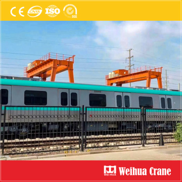 Maglev Train Gantry Crane