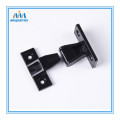Push-on fittings for furniture cabinet