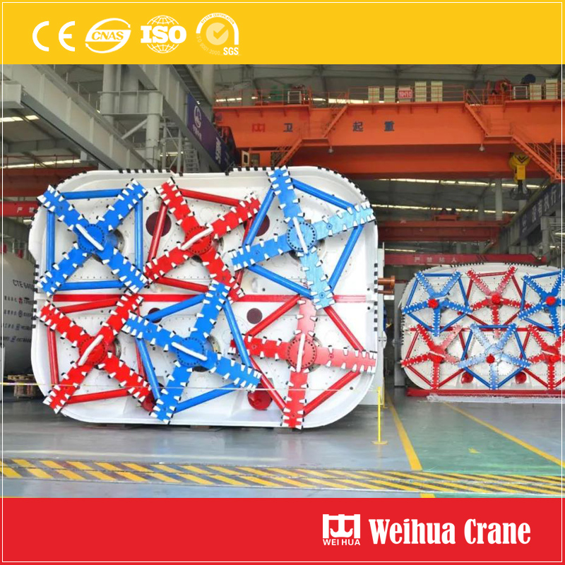 Overhead Crane For Tunnel Boring Machine