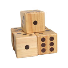 Wooden Toys Wooden Dice
