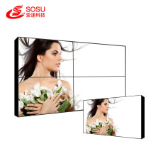 Indoor advertising Ultra Lcd Video Wall 450