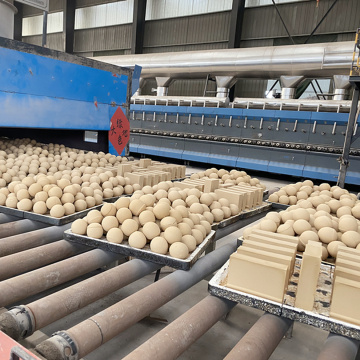 Shanghai Medium Alumina Ceramic Grinding Ball