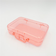 ABS transparent plastic box