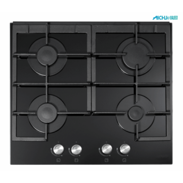 Glass Hob Vestel Kitchenのガス