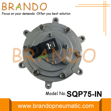 SQP 75 Turbo Type Diaphragm Pulse Jet Valve