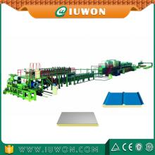 Continuous PU Production Sandwich Panel Machine