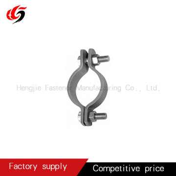 stainless steel pipe clamps industrial pipe clamps