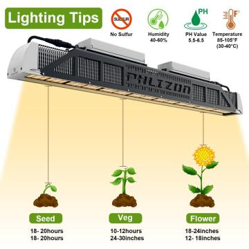 Large Capacity Vegetable Garden Plant Grow Lights