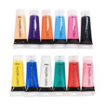 Arts Acrylic Paint 12 Colors Oil Paint Crafts Refills Art Painting Single Wall Paint Graffiti Hand-painted