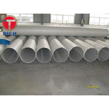 304 316L Pipe Stainless Steel Tube For Industry