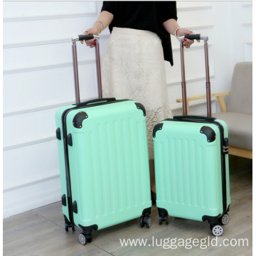 High quality abs wholesale hard travel suitcase