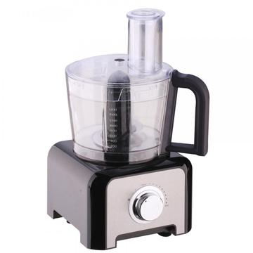 High power blender with food processor