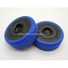 Step Roller for Hyundai Outdoor Escalators 80*25*6006