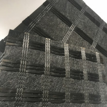 Geogrid Reinforcement Mesh for Road
