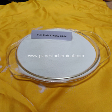 Polyvinyl Chloride Resin K57 for Soft Pipe