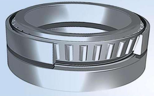 32076 Single row tapered roller bearing