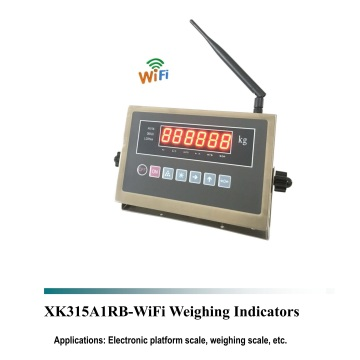 WIFI/USB Stainless Steel Housing Weighing Indicator