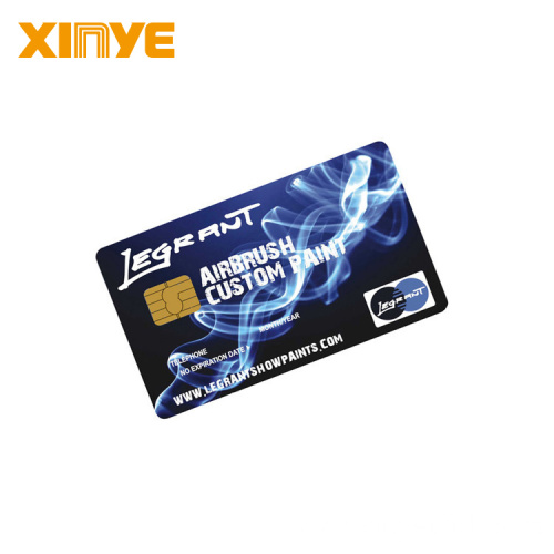 Contact IC Card Printable PVC Card