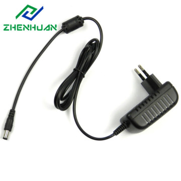 9V 1000mA Euro Blade Power AC Adaptador USB