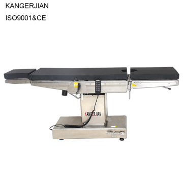X-Ray Electric Operation Table With Battery